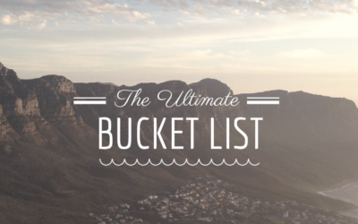 The Ultimate Cape Town Bucket List
