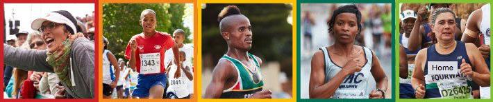 Run the Cape Town Marathon