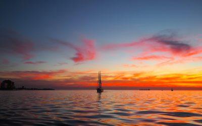 Do a sunset cruise
