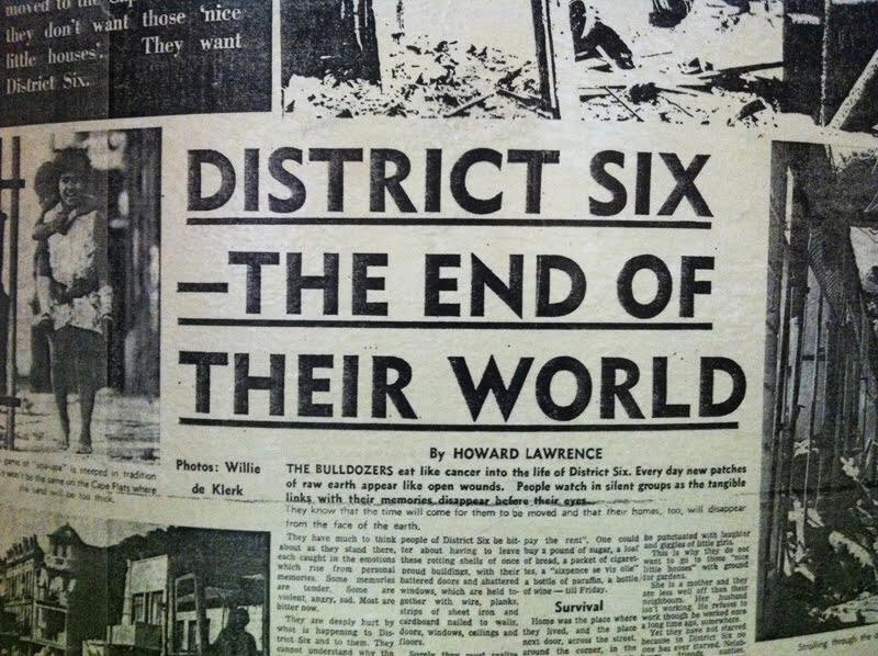 District Six Museum – An Intriguing Walk Through History